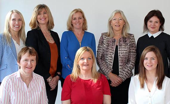 Langford Hall Medical Centre - Dr Sinead Cotter, Rachel Finnegan and team.